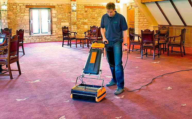 Business and Commercial Contract Cleaning
